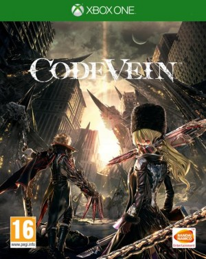 Cover Code Vein (Xbox One)
