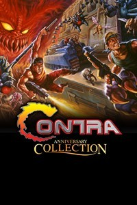 Cover Contra Anniversary Collection (Xbox One)