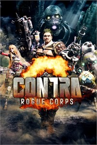 Cover Contra: Rogue Corps (Xbox One)