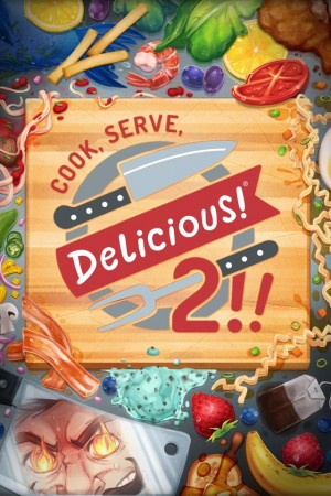 Cover Cook, Serve, Delicious! 2!! (Xbox One)