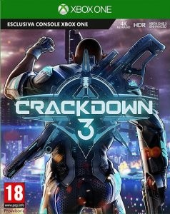 Cover Crackdown 3 (Xbox One)