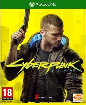 Cover Cyberpunk 2077 (Xbox One)
