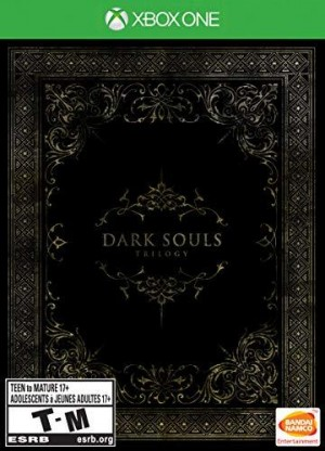 Cover Dark Souls Trilogy (Xbox One)