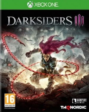 Cover Darksiders III (Xbox One)