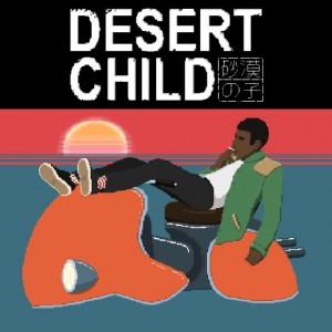 Cover Desert Child