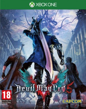 Cover Devil May Cry 5 (Xbox One)