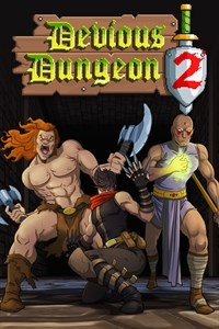 Cover Devious Dungeon 2 (Xbox One)