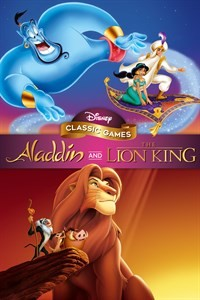 Cover Disney Classic Games: Aladdin and the Lion King (Xbox One)