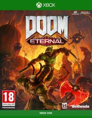 Cover DOOM Eternal (Xbox One)