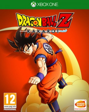 Cover Dragon Ball Z: Kakarot
