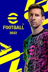 Cover eFootball 2022