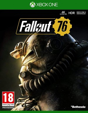 Cover Fallout 76 (Xbox One)