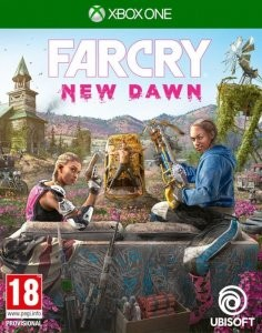 Cover Far Cry New Dawn