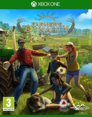 Cover Farmer's Dynasty
