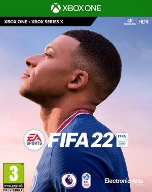 Cover FIFA 22