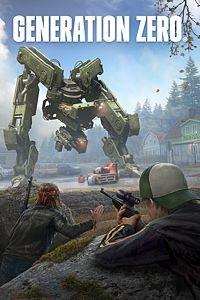 Cover Generation Zero (Xbox One)