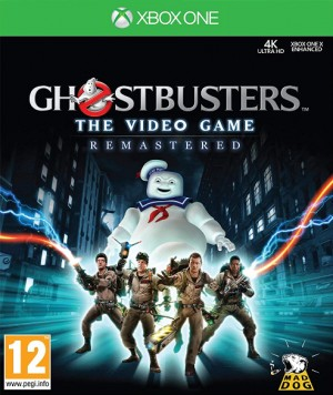 Cover Ghostbusters: The Video Game Remastered (Xbox One)