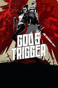 Cover God's Trigger (Xbox One)