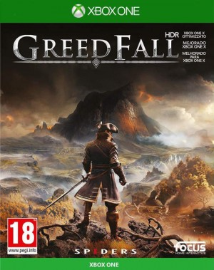 Cover GreedFall (Xbox One)
