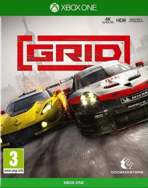 Cover GRID (Xbox One)