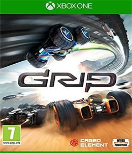 Cover GRIP: Combat Racing (Xbox One)