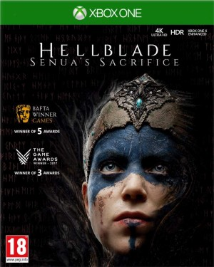 Cover Hellblade: Senua's Sacrifice (Xbox One)