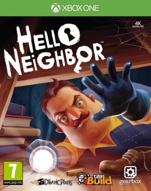 Cover Hello Neighbor