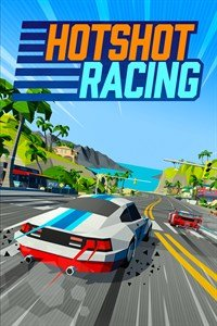 Cover Hotshot Racing (Xbox One)