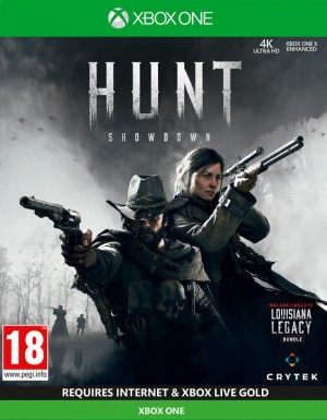 Cover Hunt: Showdown