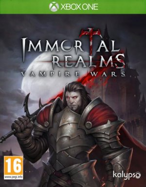 Cover Immortal Realms: Vampire Wars