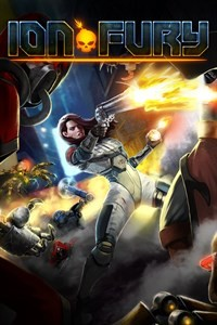 Cover Ion Fury (Xbox One)