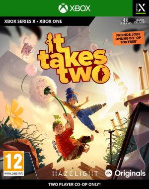 Cover It Takes Two