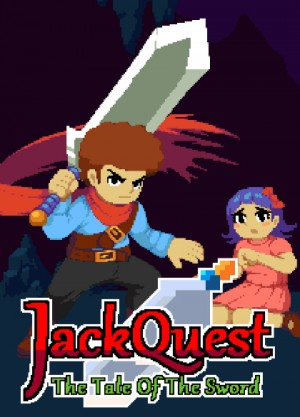 Cover JackQuest: The Tale of the Sword