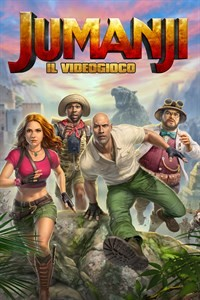 Cover Jumanji: The Video Game