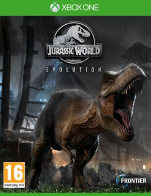 Cover Jurassic World Evolution (Xbox One)