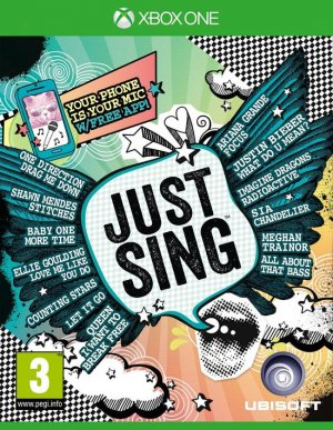 Cover Just Sing
