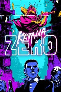 Cover Katana Zero XB1 (Xbox One)