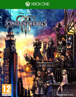 Cover Kingdom Hearts III