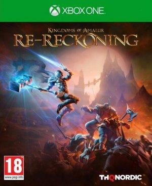 Cover Kingdoms of Amalur: Re-Reckoning