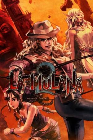 Cover La-Mulana 2