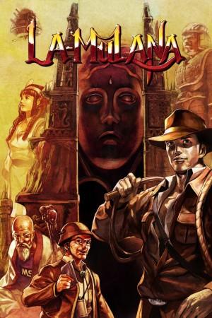 Cover La-Mulana