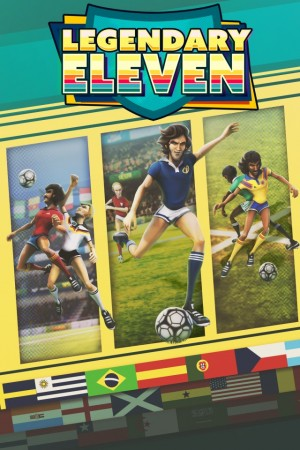 Cover Legendary Eleven