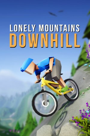 Cover Lonely Mountains: Downhill