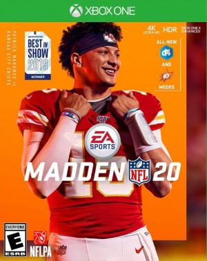 Cover Madden NFL 20 (Xbox One)