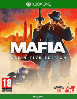 Cover Mafia: Definitive Edition (Xbox One)