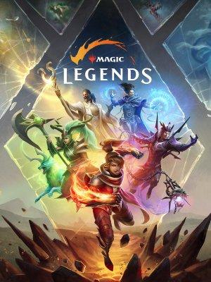 Cover Magic: Legends