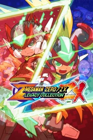 Cover Mega Man Zero / ZX Legacy Collection (Xbox One)