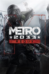 Cover Metro: 2033 Redux (Xbox One)