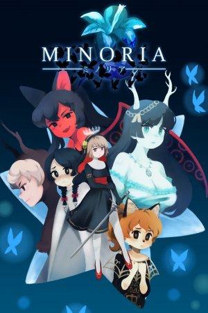 Cover Minoria (Xbox One)