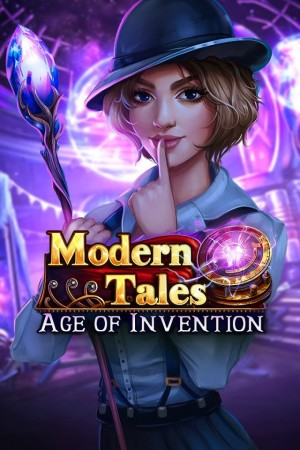 Cover Modern Tales: Age Of Invention